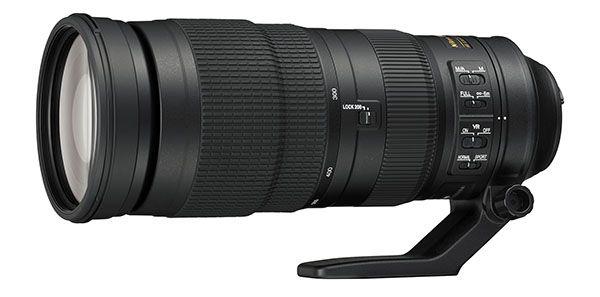 200–500mm f/5.6E ED VR AF-S NIKKOR