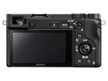 ALPHA 6300 Noir 16-50mm dos