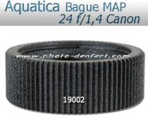 Aquatica bague de mise au point pour Canon 24 f/1,4 L II