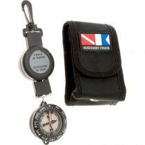 ArmShot Compas avec attache rétractable