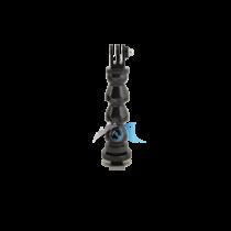 ArmShot support � glissi�re avec mini bras pour Gopro sur caisson