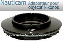 Bague Nauticam/Objectif Nikonos