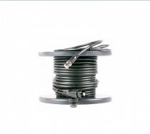 Cable de surface sdi pour moniteur en 15 m (connecteur tête sdi à moniteur de surface)