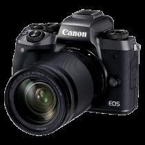 CANON EOS M5 + 18-150 mm f/3.5-6.3 IS STM + Bague d\'adaptation monture EF-M pour optiques EF/EF-S