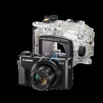 Canon G7X MKII Pack WP-DC55 et carte de 16GB