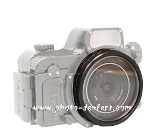 Fisheye  hublot 16 mm NEX5
