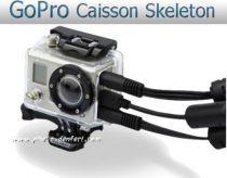 Gopro Caisson Skeleton