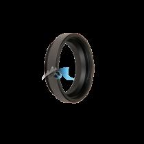 Ikelite bague d\'extension 5510.50 de 1,9 cm pour Dôme Ikelite