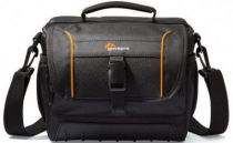 LOWEPRO ADVENTURA SH 160 II SAC D\'EPAULE NOIR face