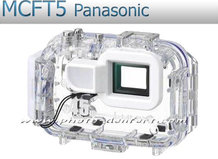 MCFT5 Caisson Panasonic pour Lumix FT5