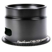 Nauticam C100-F pour Canon EF 100mm f/2.8 macro usm
