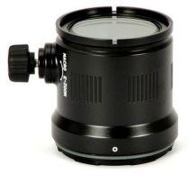Nauticam dôme 45 compatibble avec le sony monture E 30mm f3.5 macro et monture E également le 16-50 pz f3.5-5.6 OSS