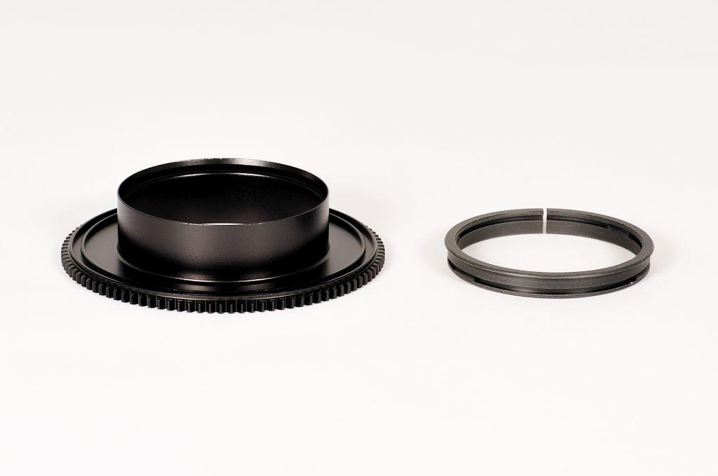 Nauticam n10.5-F bague zoom pour Nikon 10.5 f:2.8G ED