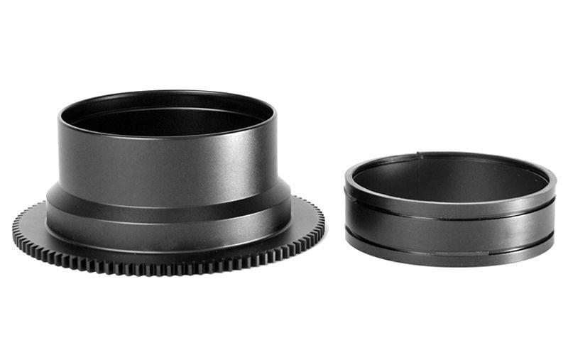 Nauticam N1855VRII-Z bague de zoom pour Nikon AF-S DX NIKKOR 18-55mm f/3.5-5.6G VR II