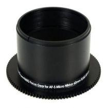 Nauticam N60G-F pour Nikkor AF-S micro 60mm f2.8 ed