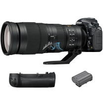 Nikon D850 avec Zoom Nikon AFS 200-500