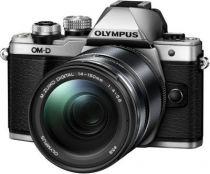 Olympus OMD E-M10 Mark II silver 14-150mm II