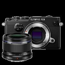 Olympus PEN-F Noir + 25 mm f/1,8