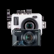 Pack Canon G7X Mk II avec caisson Ikleite