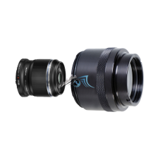 Pack Olympus 30mm f/3,5 macro avec hublot Aquatica 30207