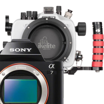 Pack Sony Alpha 7R III avec caisson Ikelite DL
