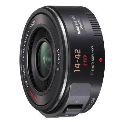 Panasonic 14-42 mm F-3.5-5.6 Power zoom
