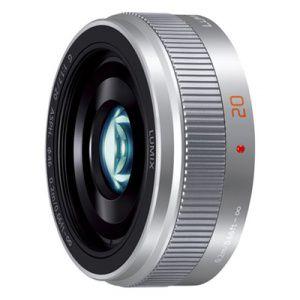 Panasonic 20 mm F/1.7 II
