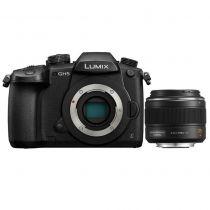 Panasonic GH5 +25mm f/1.4 Leica +Vlog +Adaptateur de micro XLR1E
