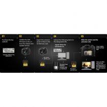 Panasonic V-Log L pour DMC-GH4, DC-GH5, et DMC-FZ2500