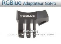 Rgblue Adaptateur GoPro