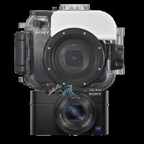 Sony RX100 M2 avec caisson Sony MPK-URX100A