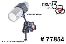 TLC adaptateur universel avec clamp et adaptateur pas Kodack 77854