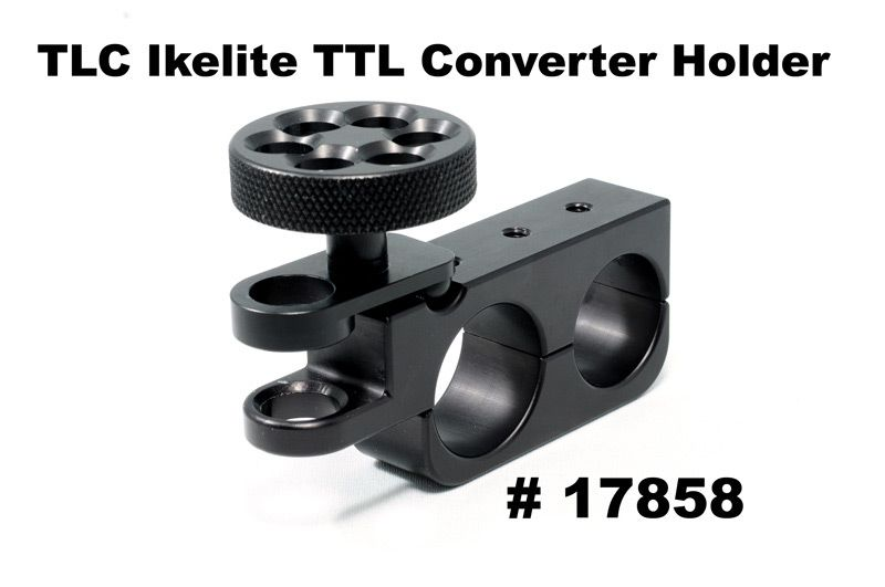 TLC support pour convertisseur Ikelite TTL aquatica 17858