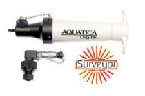 Vacuum avec pompe pour Aquatica
