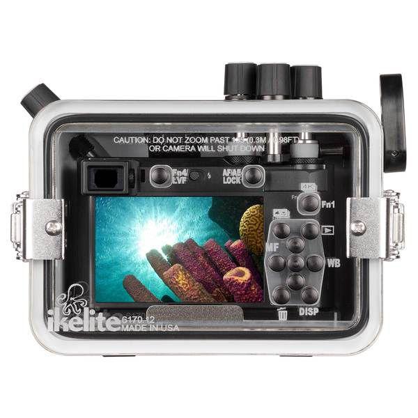 Ikelite caisson étanche pour Panasonic ZS200, TZ200, TZ202