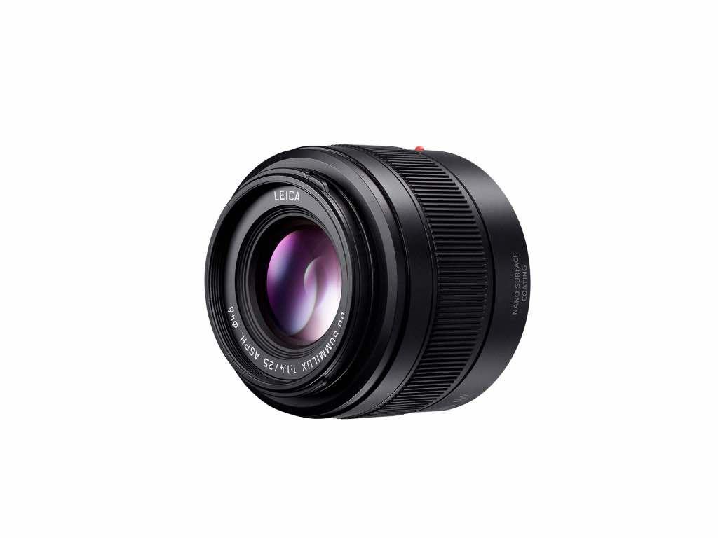 Panasonic 25 mm F 1.4 II ASPH Simmilux Leica DG