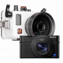 Pack Sony RX100 M7 Avec caisson Ikelite RX100 M7 et carte SD32