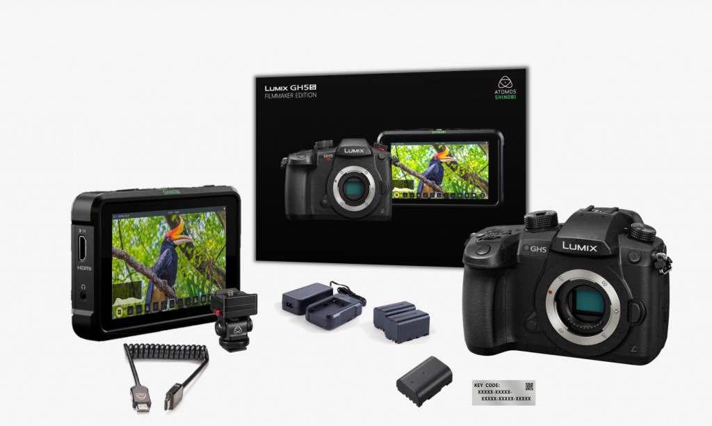 Panasonic GH5 filmmaker