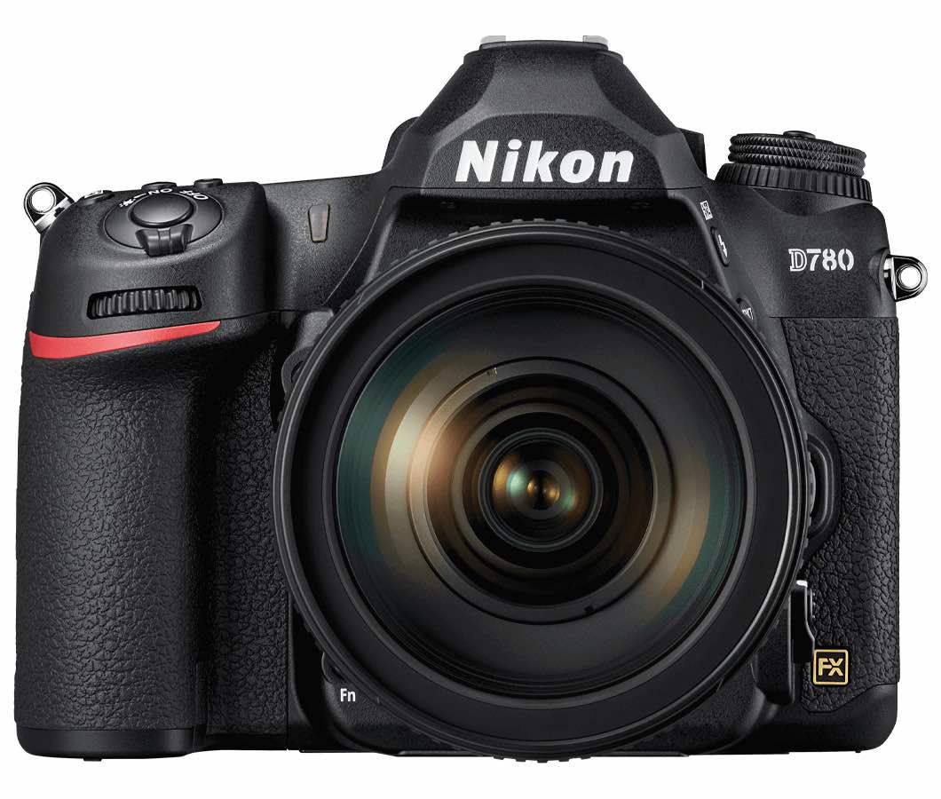 Nikon D780 + AF-S 24-120 mm F/4 VR