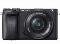 SONY ALPHA 6400 + SEL 16-50 mm f/3,5-5,6 OSS