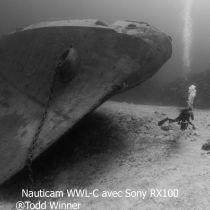 Nauticam WWL-C 130 Degré avec convertisseur 67mm en baionnette pour Nauticam Sony RX100 III/IV/V