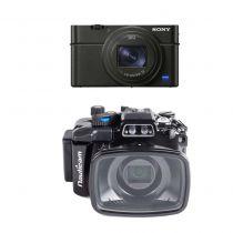 Pack Nauticam RX100 VI / 6 + Sony RX100 VI