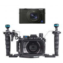 Pack Nauticam Pro RX100 VI / 6 + Sony RX100 VI