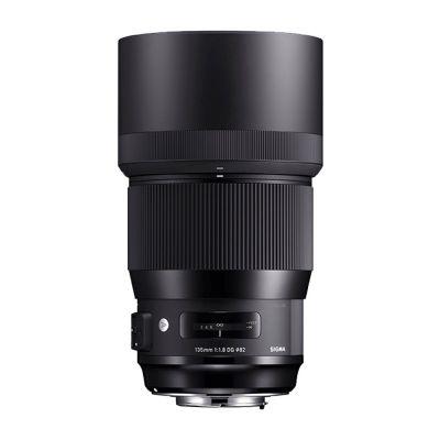 Sigma 135 mm f/1,8 DG HSM Art monture Nikon