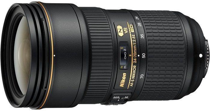 24–70mm f/2.8E ED VR AF-S NIKKOR