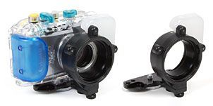 AD-DC5 Bague Inon/Canon DC5/DC7