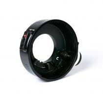 Adaptateur de hublot N120 à N200 pour caissons Epic / Weapon LT
