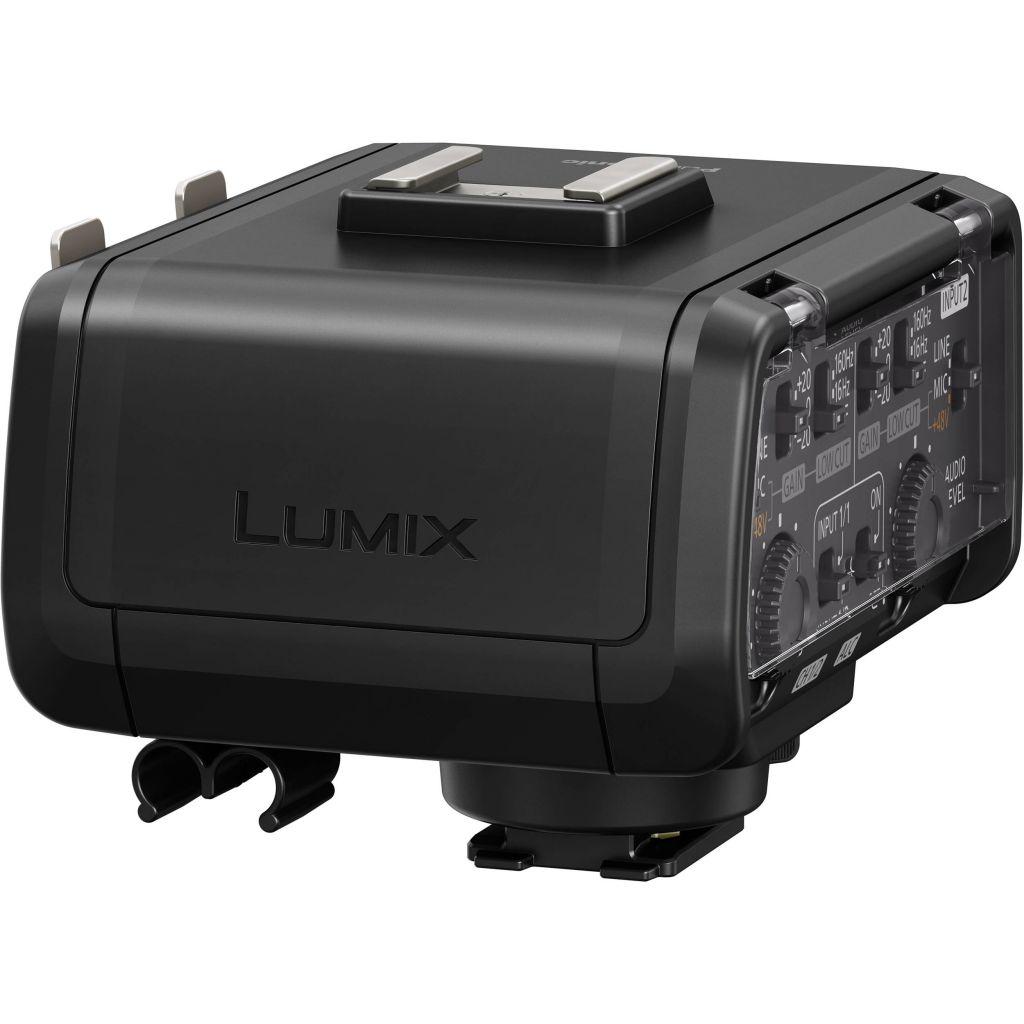 Adaptateur de microphone Panasonic DMW-XLR1 XLR