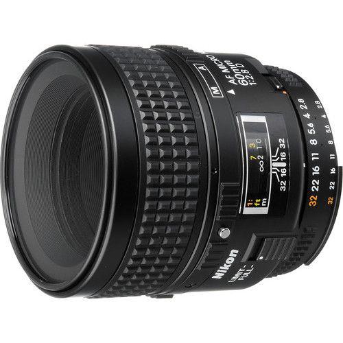 AF Micro-Nikkor 60mm f/2.8D