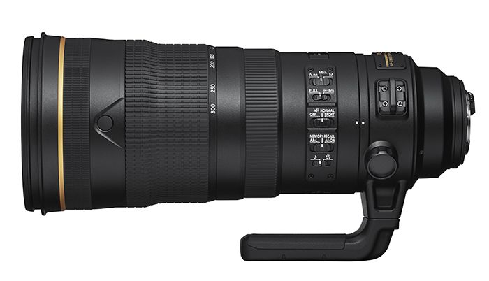 AF-S 120-300 mm f/2.8E FL EF SR VR